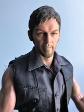 1/6 Scale Daryl Dixon AMC The Walking Dead Iminime Norman Reedus: Custom Horror