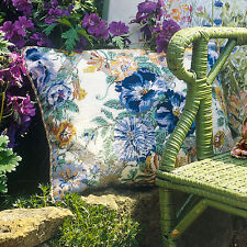 EHRMAN 1989 CHINTZ BLUE CUSHION SUSANNA LISLE TAPESTRY NEEDLEPOINT KIT - VINTAGE