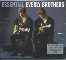 The Everly Brothers - Essential - Greatest Hits  (2CD 2013) NEW/SEALED