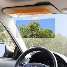 Useful New 2in 1 Mirror Car Sun Visor Anti-Glare Goggle Day/Night Vision Driving