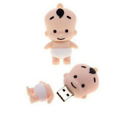 Hot New Sell Cute gift Baby Model 8GB USB 2.0 Memory Stick Flash Pen Drive