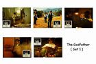 THE GODFATHER - SET OF 5 A4 SIZED REPRINT LOBBY POSTERS # 1