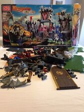 MEGA BLOKS DRAGONS METAL AGES DRAIGAR FORTRESS 9508