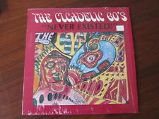 Cicadelic 60's Never Existed garage comp lp Persian Market Chaparrals etc