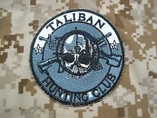 Operation Red Wing Taliban Hunting Club Patch Devgru Navy SEALs mbss mlcs aor1