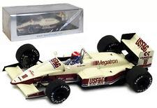 Spark S1797 Arrows A10 #18 Monaco GP 1987 - Eddie Cheever 1/43 Scale