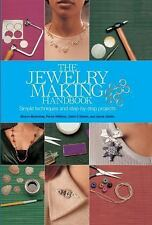 JEWELRY MAKING HANDBOOK Step-by-Step Projects NEW Internal Wire-o-Boun HARDCOVER