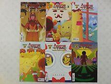 Adventure Time BANANA GUARD ACADEMY Comic SET # 1 2 3 4 5 6 ~ KaBoom 1ST PRINT