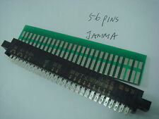 Brand new Arcade Game Jamma set 28/56 pins FINGER BOARD & 56 pins Connector