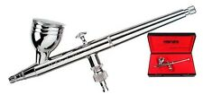 HANSA  381 Chrome Airbrush 0.3mm nozzle, gravity feed. by Harder & Steenbeck