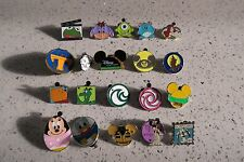 Disney Trader Pins Lot of 20 Disneyland Disney World Pins