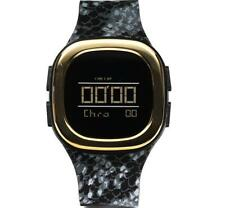 Adidas ADH3045 DENVER Unisex Black Dial Digital Quartz Watch 41mm