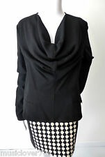Jean Paul Gaultier Top  Size 10 - 12 US 6 - 8  IT 44 Made in Italy rrp $1973.00
