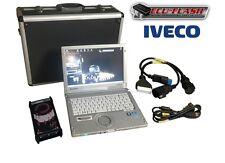 Iveco eltrac fácil v12.1 sistema de diagnóstico de nivel de distribuidor completo ECI, 100% Original!