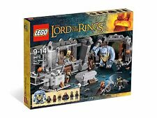LEGO 9473 THE MINES OF MORIA LORD OF THE RINGS SET LOTR BRAND NEW! 24HR SHIP!