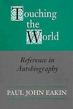 Touching the World: Reference in Autobiography-ExLibrary