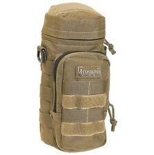 New Authentic Maxpedition Bottle Holder Pouch with High Strength Zippers 0325K