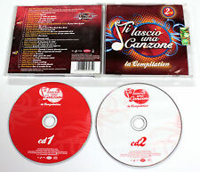 Compilation TI LASCIO UNA CANZONE LA COMPILATION 2 CD 2009 Rai Trade CD