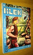 GLI ALBI DEL GRANDE BLEK #  68-BLEK LE ROC -LIBRETTO-ORIGINALE-1964