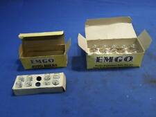 2 Boxes Of 12V Emgo Small Bulbs, 12V 3W instrument,  12 Tail Light Bulbs,  B1696