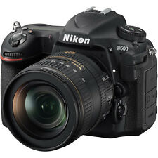 Nikon D500 DSLR Camera with 16-80mm f/2.8-4 VR Lens - NIKON USA WARRANTY