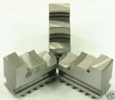 Hard Outside Jaws For Polish Chuck Bison Toolmex 125mm