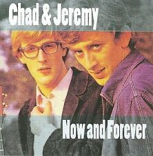 Chad & Jeremy Now and Forever  2 CD Set 38 Songs