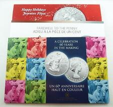 Lot of 3 Canada 2012 Commemorative Specimen $20.00 Silver Coins & COA