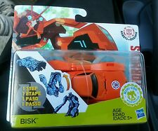 Transformers RID ONE STEP BISK MOSC SEALED 2016