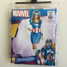 NEW, Marvel American Dream Woman Halloween Costume Medium Size 6-10