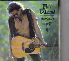 Billy Falcon-Heavens Highest Hill Promo cd single