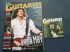 Guitarist Bass 216 2008 BRIAN MAY QUEEN BRIT ROCK MICK JONES BB BRUNES MATTRACH