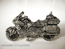 Honda Goldwing Tour Bike Pin GL1800 Silver Finish (45-1098S)