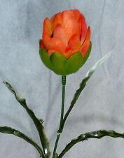 Protea orange klein Kunstblumen -Seidenblumen -künstliche Blumen-Deko