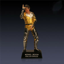 KING OF POP Michael Jackson Resin Cool Dancing Doll Figure Collection