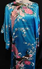 NWT! Beautiful Thai Silk Dress-Cool, Comfortable & Oh So Pretty Kaftan! OS