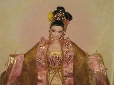 2008 Empress of the Golden Blossom Barbie Doll Collector Gold Label L9660 NRFB