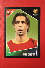 Panini EURO 2004 N. 21 PORTUGAL RUI COSTA  NEW With BLACK BACK TOPMINT!!
