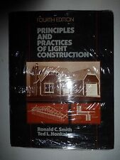 Principles and Practices of Light Construction, Sealed Brand New