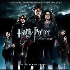 Various Artists-Harry Potter and the Goblet of Fire CD NEW