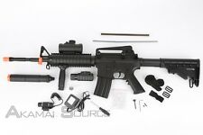 AEG M16 AUTOMATIC Electric Airsoft Gun Assault Rifle M83A2 M83 M4 Air Soft Guns