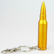 4 GB Yellow Metal Bullet Memory Stick USB Flash Drive For Military Weapon Fans