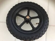 """Bugaboo Stroller Back wheel, Tire Large replacement  Rear , Air Filled 12""""  Frog"""