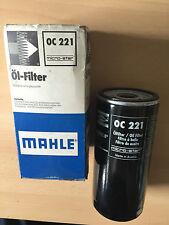 Mahle Knecht filtro aceite filtro OC 221 para audi y VW