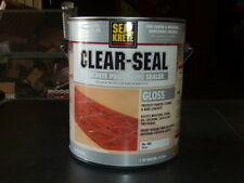 Seal Krete  Clear Seal  Concrete Protective Sealer 606 Clear Gloss finish 606001