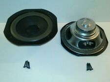 VTG Jensen 7 inch Woofers, NEED REFOAMED 2208049 85A00004 31553 8 10 System 200