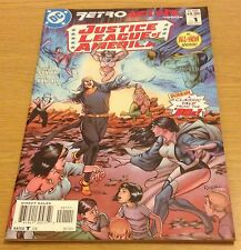 JUSTICE LEAGUE OF AMERICA Retro Active Comic (DC #1) October 2011