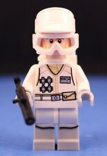 LEGO® STAR WARS™ 75138 White Uniform HOTH REBEL TROOPER™ minifigure + Blaster!