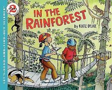 In the Rainforest by Kate Duke (2014, Hardcover)