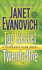 Top Secret Twenty-One: A Stephanie Plum Novel, Evanovich, Janet, Good Book